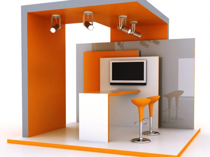 Kiosk Design Fabrication